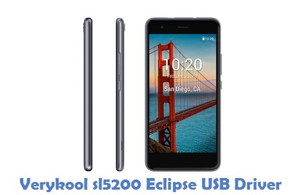 Verykool sl5200 Eclipse USB Driver