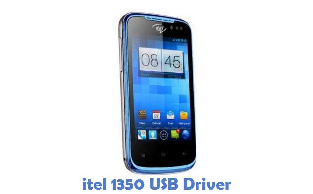 itel 1350 USB Driver