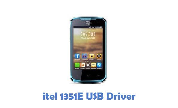 itel 1351E USB Driver