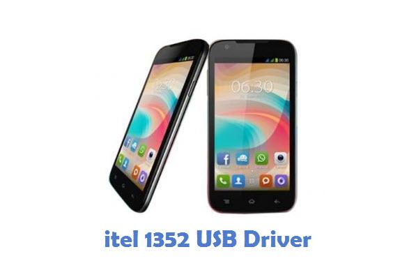 itel 1352 USB Driver
