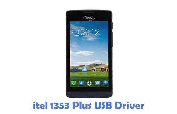 itel 1353 Plus USB Driver