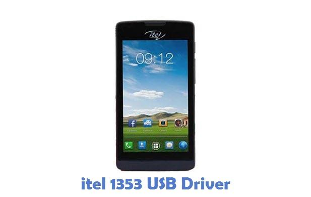 itel 1353 USB Driver