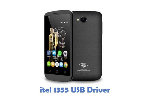 itel 1355 USB Driver