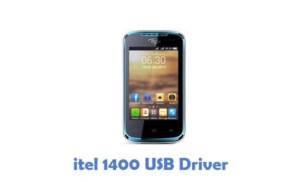 itel 1400 USB Driver