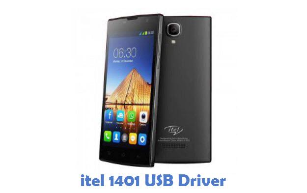itel 1401 USB Driver
