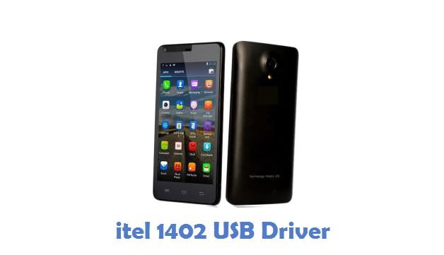 itel 1402 USB Driver