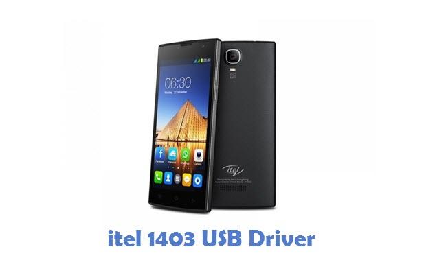 itel 1403 USB Driver