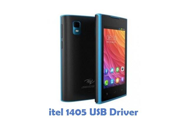 itel 1405 USB Driver