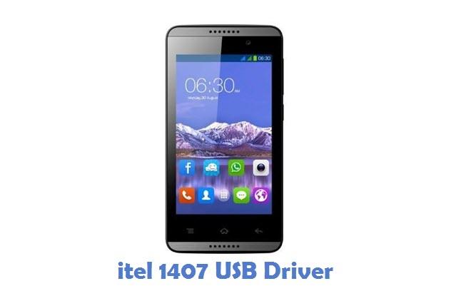 itel 1407 USB Driver