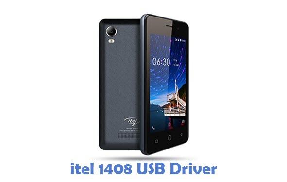itel 1408 USB Driver