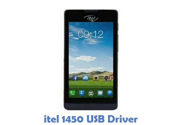 itel 1450 USB Driver