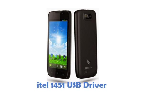 itel 1451 USB Driver