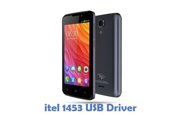 itel 1453 USB Driver