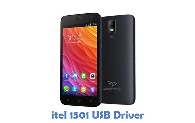itel 1501 USB Driver