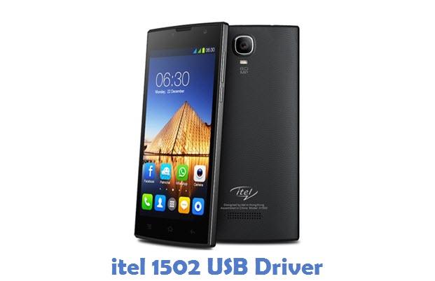 itel 1502 USB Driver