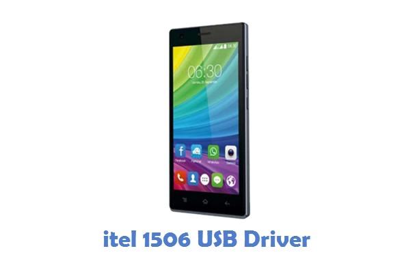 itel 1506 USB Driver