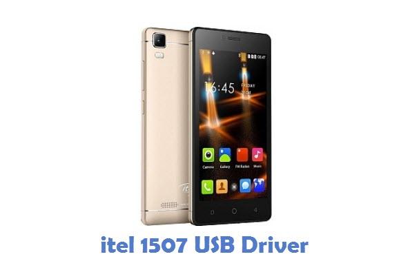itel 1507 USB Driver
