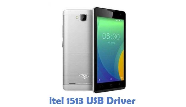 itel 1513 USB Driver