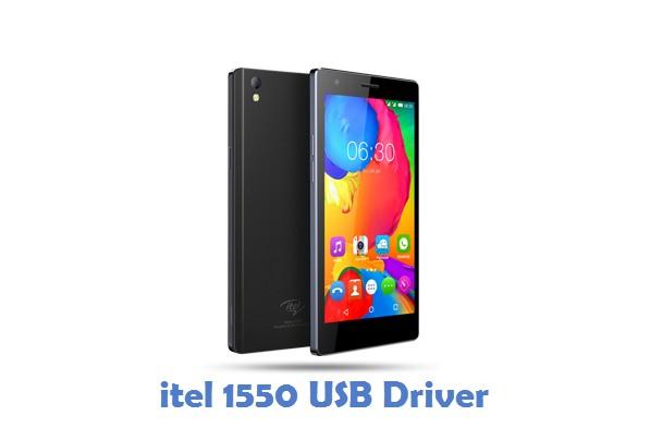 itel 1550 USB Driver