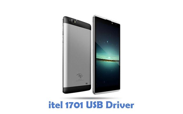 itel 1701 USB Driver