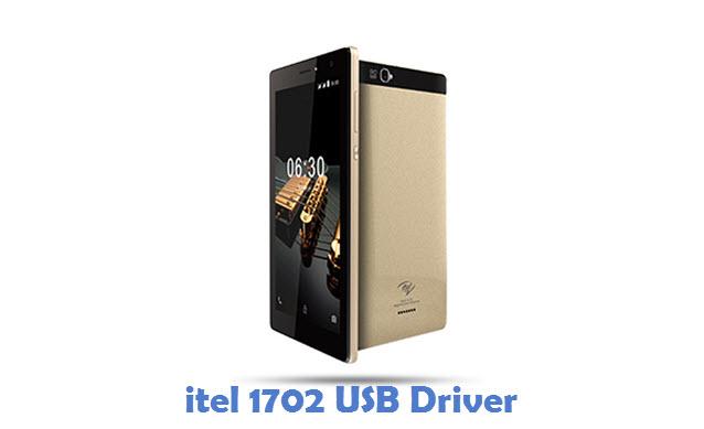 itel 1702 USB Driver