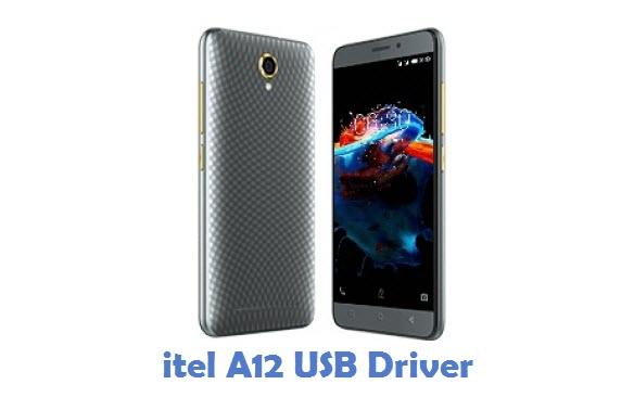 itel A12 USB Driver