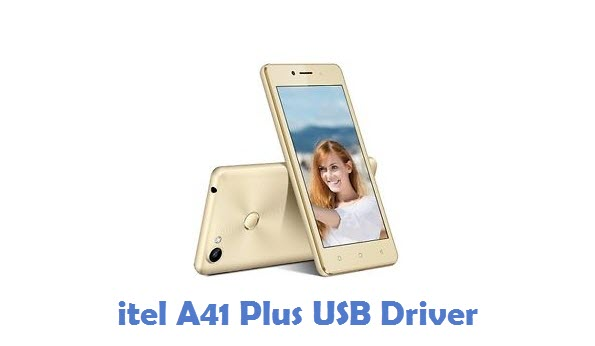 itel A41 Plus USB Driver