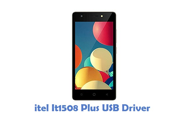 itel It1508 Plus USB Driver