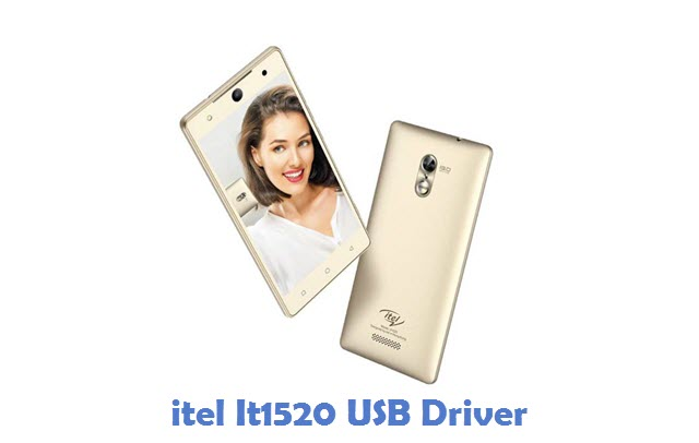 Download itel It1520 USB Driver | All USB Drivers