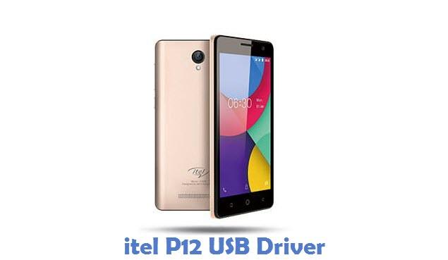itel P12 USB Driver