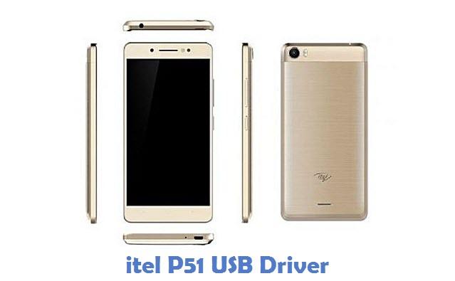 itel P51 USB Driver