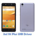 itel S11 Plus USB Driver