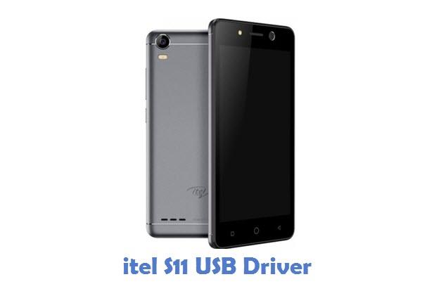 itel S11 USB Driver