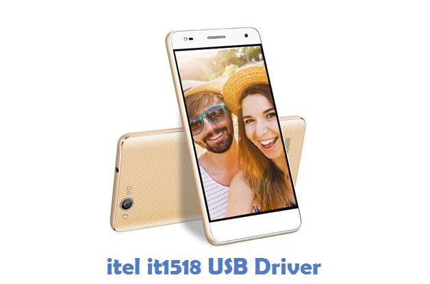 itel it1518 USB Driver