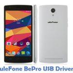 uleFone BePro USB Driver