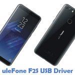 uleFone F2S USB Driver