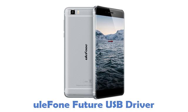 uleFone Future USB Driver