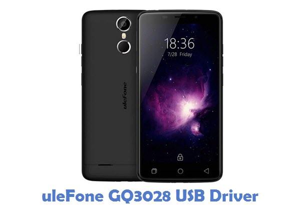 uleFone GQ3028 USB Driver