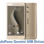 uleFone Gemini USB Driver