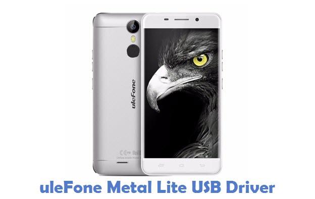 uleFone Metal Lite USB Driver