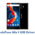 uleFone Mix S USB Driver
