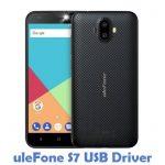 uleFone S7 USB Driver