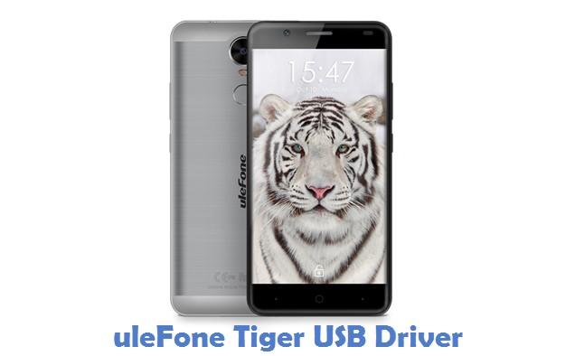 uleFone Tiger USB Driver