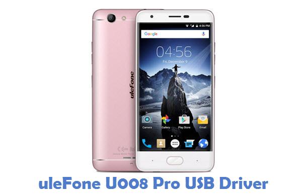 uleFone U008 Pro USB Driver