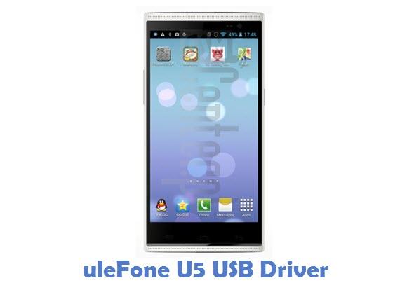 uleFone U5 USB Driver