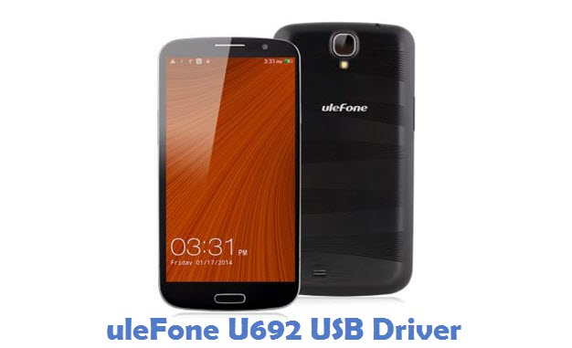 uleFone U692 USB Driver
