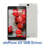 uleFone U7 USB Driver