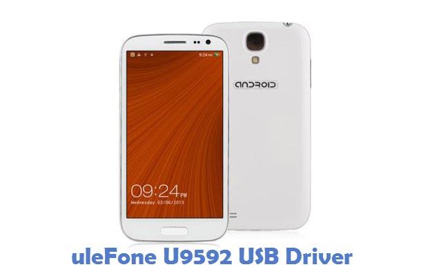 uleFone U9592 USB Driver