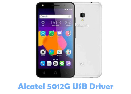 Download Alcatel 5012G USB Driver