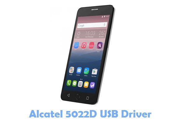 Download Alcatel 5022D USB Driver